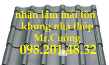 Lam mai ton 0982014832