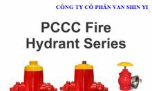 Trụ cứu hỏa, van góc PCCC Shin Yi Đài Loan