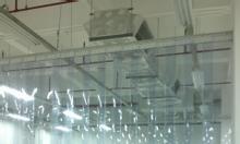 Rèm nhựa PVC - Rèm cửa PVC - Màn nhựa PVC
