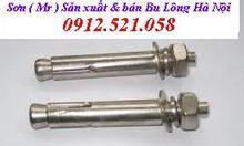 SaoViệt Á bán BuLông Nở Sắt, INOX HàNội 0912521058