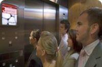 Quảng cáo trong thang máy, Frame, LCD thang may