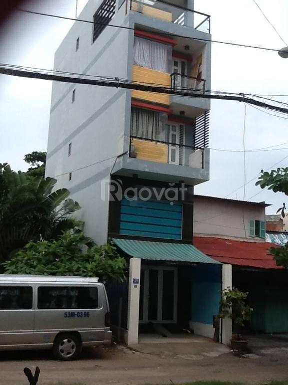 Bán nhà mặt tiền GB9 Nguyễn Dãn Thanh P15 Q10