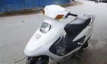 Bán xe Spacy màu trắng