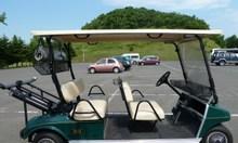 Bán xe ô tô điện club car, xe điện sân golf