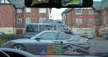 Phủ Nano kính xe ô tô