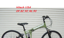 Xe đạp gấp Hummer