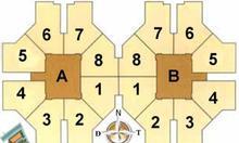 Bán căn hộ chung cư 173 Xuân Thuỷ tòa B