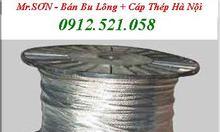 Cáp INOX 201, 304 bán Hà Nội 0968.521.058 SƠN
