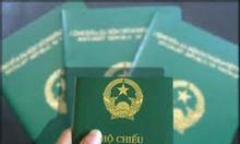Dịch vụ làm hộ chiếu lấy nhanh, lấy liền
