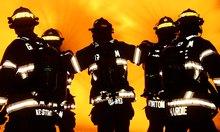 Phản quang chống cháy