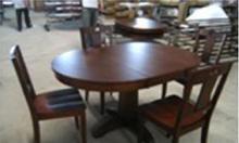 Thanh lý bàn ghế nhà hàng, phòng ăn, bar xuất khẩu