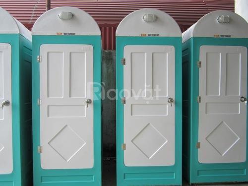 Cho thuê nhà vệ sinh lưu động giá rẻ