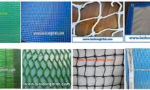 Lưới xây dựng, lưới an toàn, lưới bao che...