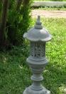 Bán đèn đá đèn vườn đèn vuông đèn đá tự nhiên