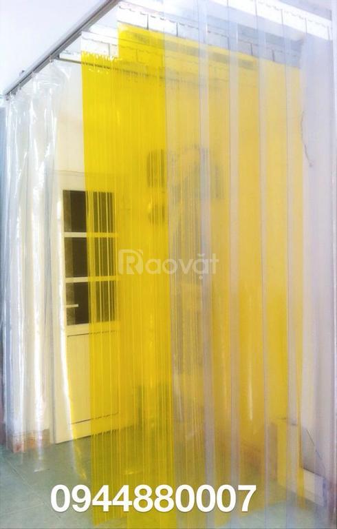 Màn nhựa PVC, Cửa xếp bằng nhựa, Rèm cửa bằng nhựa