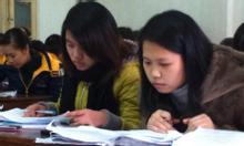 Học trung cấp KẾ TOÁN - Khai giảng lớp KẾ TOÁN