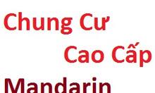 Bán chung cư Mandarin Garden