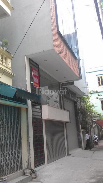 Cho thuê căn hộ chung cư mini Hoàng Cầu