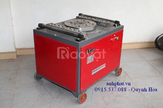 Máy uốn sắt Gw50, máy uốn sắt phi 50