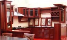 Thợ mộc sửa chữa tủ bếp tại nhà Hà Nội