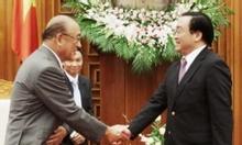 Cho thuê Xưởng tại KCN Uyên Hưng, Nam Tân Uyên, BD