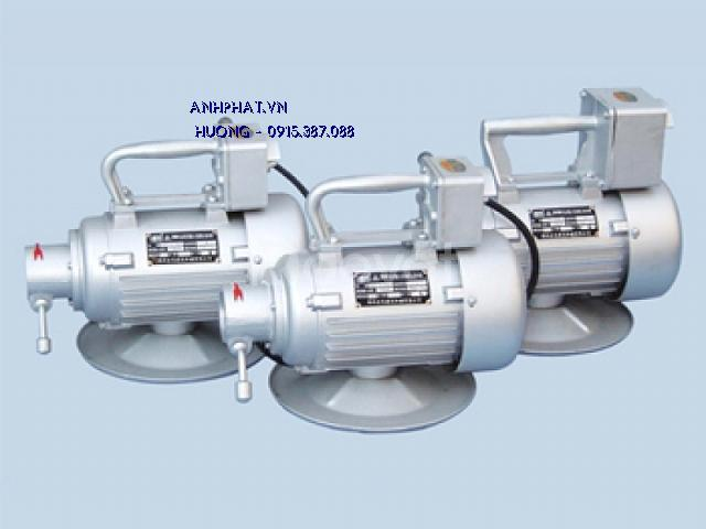 Dam dui be tong 1.38kw/220v, 2.2kw/380v