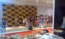 Tiệc trà, tiệc finger food, tiệc ngọt tại Hà Nội