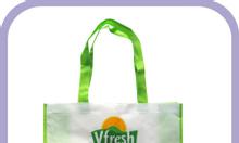Chuyên cung cấp túi vải - túi bảo vệ môi trường