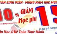 Trung tâm đào tạo kế toán máy tốt nhất Hà Nội