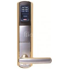 Khóa cửa vân tay Adel E7F4, khóa an toàn, giá tốt