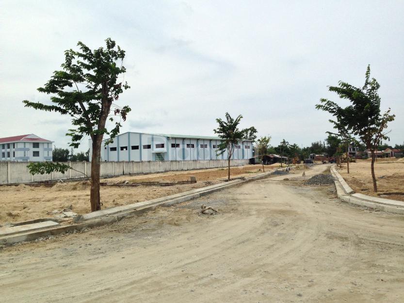 Đất nền kề Ngũ Hành Sơn hạ tầng 100% giá 200tr