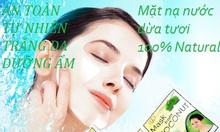 [Hà Nội] Mặt nạ nước dừa thiên nhiên 100%