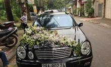 Thuê xe cưới Mercedes, xe cưới mercedes E280 mới