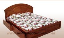 Giường, tủ, bàn gỗ tự nhiên