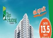 Tân Hương Tower - 690tr/căn (Gồm VAT)