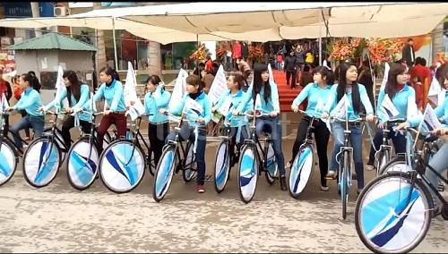 Truyền thông bằng roadshow tại Hà Nội