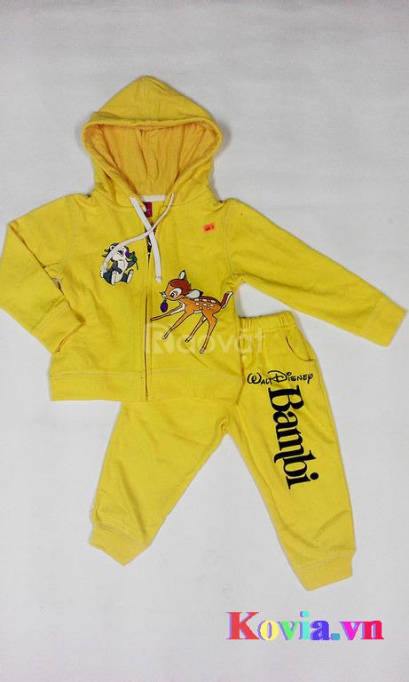Bán phá giá quần áo trẻ em VNXK hàng thu đông
