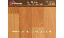 Sàn gỗ công nghiệp Manhattan