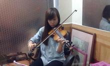 Dạy violin tại hà nội