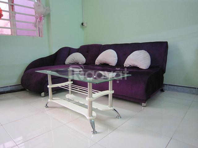 Cần bán sofa góc kiêm sofa giường