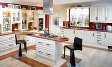 Tủ bếp gỗ Laminate- mẫu tủ bếp đẹp