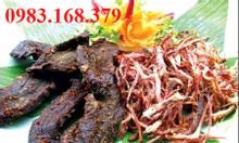 Thịt bò gác bếp giá rẻ cạnh tranh 0983.168.379