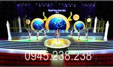 Nhận Thiết kế và Thi công Sân Khấu - 0945.238.238