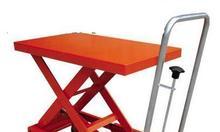 Xe nâng mặt bàn, bàn nâng thủy lực 500 kg