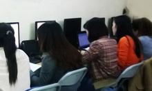 Tuyển sinh các lớp tin học cho mọi lứa tuổi