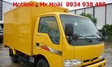 Xe tải Trường Hải 750kg,950kg,1,25 tấn1,4 tấn Kia
