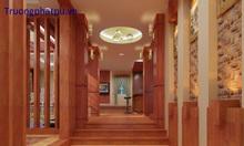 Sơn gỗ nội thất, sơn pu nội thất
