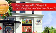 Bán thẻ voucher Vinschool Royal city cho be iu