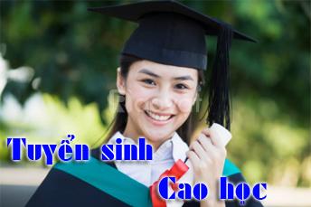 Tuyển sinh cao học ngành CNTT (cơ hội đỗ cao)