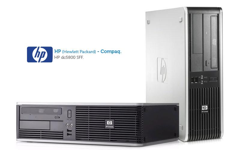 HD Store: bán, máy tính đồng bộ HP Compaq DC 5800,